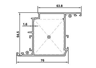 Interior Room Door Profiles